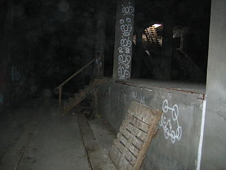 Cincinnati Subway - Image: Cincinnati Subway Entrance 01 2005 10 22