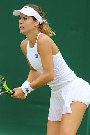 Sorana Cîrstea - Cîrstea at the 2017 Wimbledon Championships