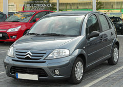 Citroën C3 I po liftingu