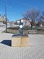 City Model by Márton Simor and Csillás Park tourist information point, 2019 Kalocsa.jpg