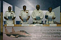 Civil Aviation Minister Ashok Gajapathi Raju, Minister of State for Defence Rao Inderjit Singh, Admiral RK Dhowan and Rear Admiral DM Sudan, releasing the 'Vision Document' on Indian Naval Air Arm at the Naval Aviation Seminar 2015.jpg