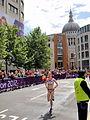Claire Hallissey (Great Britain) - London 2012 Women's Marathon.jpg