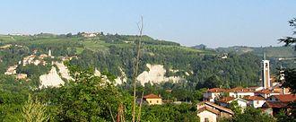 Clavesana - Image: Clavesana panorama