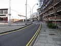 Clements Road from Car park Ilford IG1 - geograph.org.uk - 394482.jpg