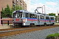 Cleveland August 2015 25 (RTA Blue Line).jpg