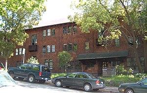Berkeley Student Cooperative - Cloyne Court Hotel