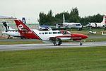 Coastguard G-TURF Cessna 406 Coventry(5) (32284290550).jpg