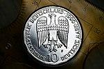 Coin of Deutschland 1990.JPG