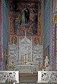 Collégiale St. Vincent à Montréal (Aude)-Chapelle de Notre Dame de Lourdes.jpg