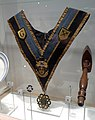 Collar of the Order of Achei Brith Friendly Society at the Jewish Museum London.jpg