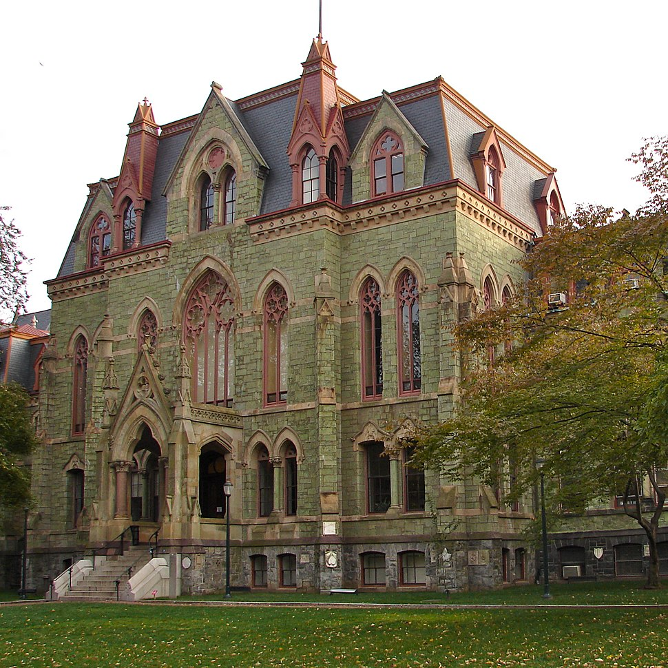 College Hall U Penn