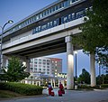 College Park ATL SkyTrain Gateway Center in College Park, GA.jpg