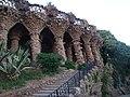 Columnas del Parque Güell - panoramio.jpg