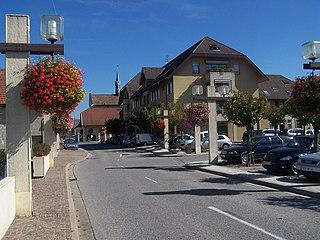 Metz-Tessy Part of Épagny-Metz-Tessy in Auvergne-Rhône-Alpes, France