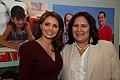 Con la Lic. Alma Sofía Carlón de López Presidenta del Patronato de Sinaloa. (8538804367).jpg
