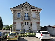 Concevreux (Aisne) mairie.JPG
