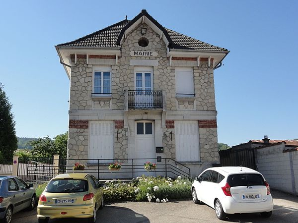 Photo de la ville Concevreux