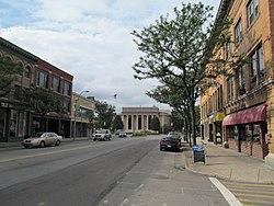 Concord Square Historic District, July 2012