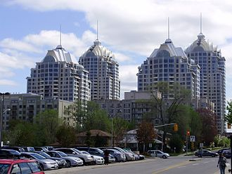 Bayview Village - High-rise condos in south Bayview Village