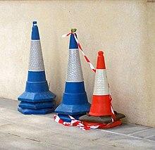 Experimental Biodegradable Traffic >> Traffic Cone Wikipedia