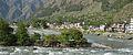 Confluence - River Beas and River Parvati - Bhuntar - Kullu - 2014-05-09 2163.JPG