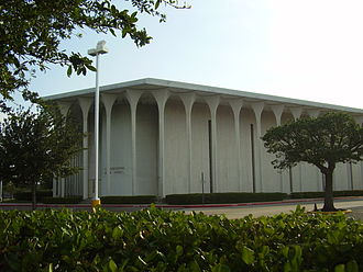 History of the Jews in Houston - The current Congregation Beth Israel
