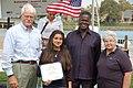 Congressman George Miller and Maya Rosalez (7729132114).jpg