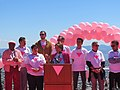 Congresswoman Pelosi at the Friends of the Pink Triangle Ceremony (8281364821).jpg