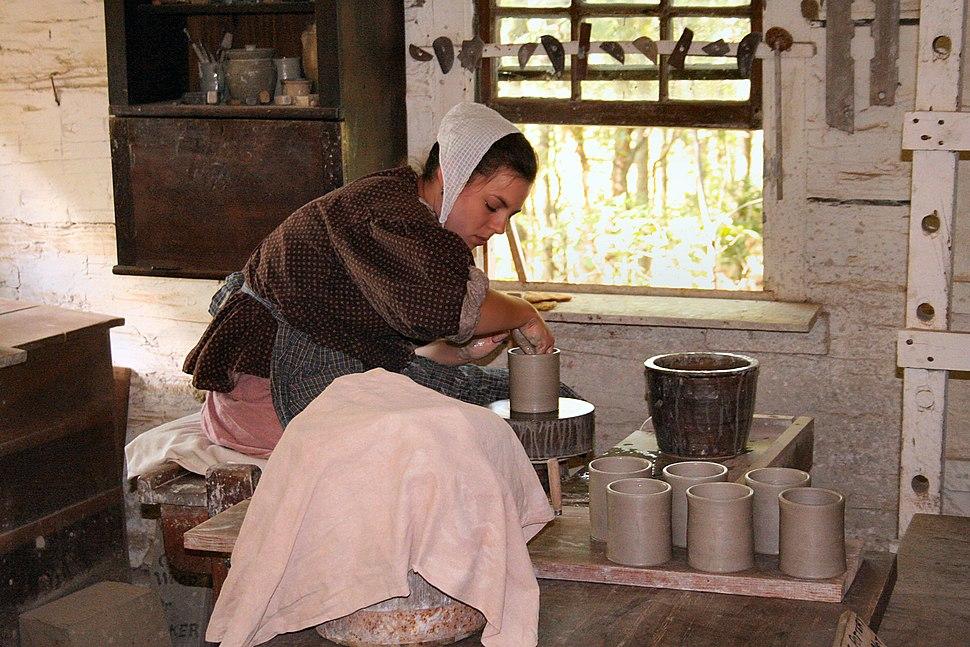 Conner-prairie-pottery