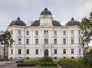 Jānis Frīdrihs Baumanis - Image: Consejo de Abogados Letones, Riga, Letonia, 2012 08 07, DD 01