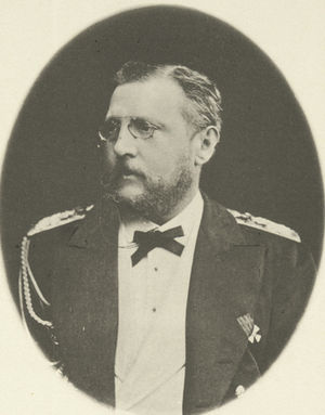 Grand Duke Konstantin Nikolayevich of Russia