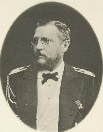 Grand Duke Konstantin Nikolayevich of Russia - Image: Constantine Nikolaievich of Russia