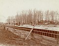 Construction work on a channel way for the River Des Peres in Forest Park done in preparation for the 1904 World's Fair.jpg