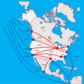 Container ship routes to America.png