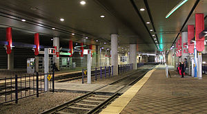 Convention Center station (DART) - Image: Convention Center (DART station)