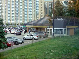Cooksville (Mississauga) - Cooksville GO Station