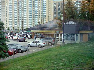 Cooksville (Mississauga) - Cooksville GO Station