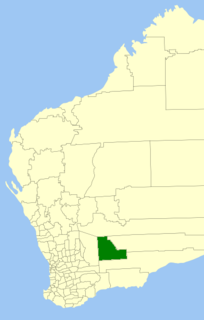Shire of Coolgardie Local government area in Western Australia