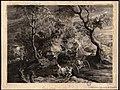 Cornelis galle-La carreta.jpg