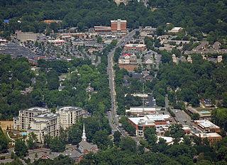 Cotswold (Charlotte neighborhood) Neighborhood in Mecklenburg County, North Carolina, United States