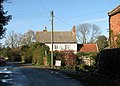 Cottage in Thorpe Road - geograph.org.uk - 1578367.jpg