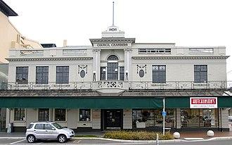 Heretaunga Street - Image: Council Chambers Building, Hastings