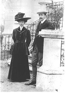 Count and Countess László Széchenyi.jpg