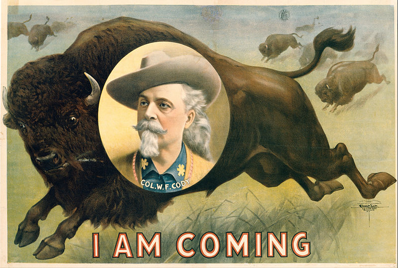 "File:Courier Lithography Company - ""Buffalo Bill"" Cody - Google Art Project.jpg"