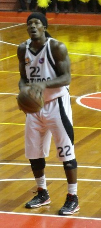 Courtney Fortson - Fortson with Avtodor Saratov in 2013