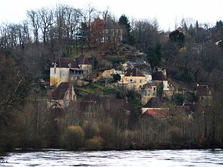 Coux-et-Bigaroque part of Coux-et-Bigaroque-Mouzens in Nouvelle-Aquitaine, France