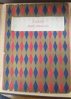<i>Paris: A Poem</i>