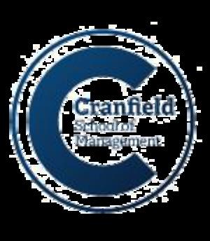 Cranfield School of Management - Image: Cranfield logo (edited)