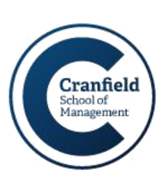 Cranfield School of Management - Image: Cranfield logo (edited)