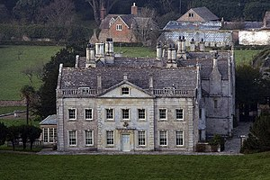Creech Grange - Image: Creech Grange near Wareham, Dorset geograph.org.uk 82426